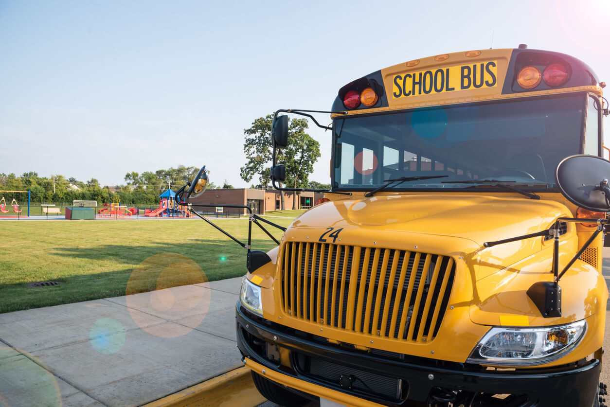roadside assistance for government vehicles like school buses