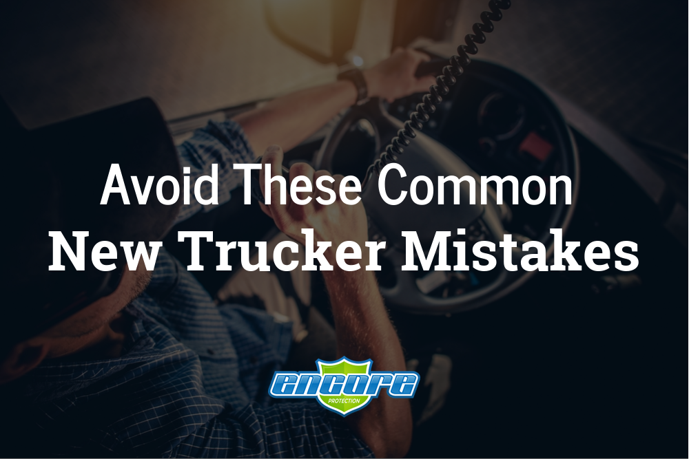 Avoid These Common New Trucker Mistakes feature image